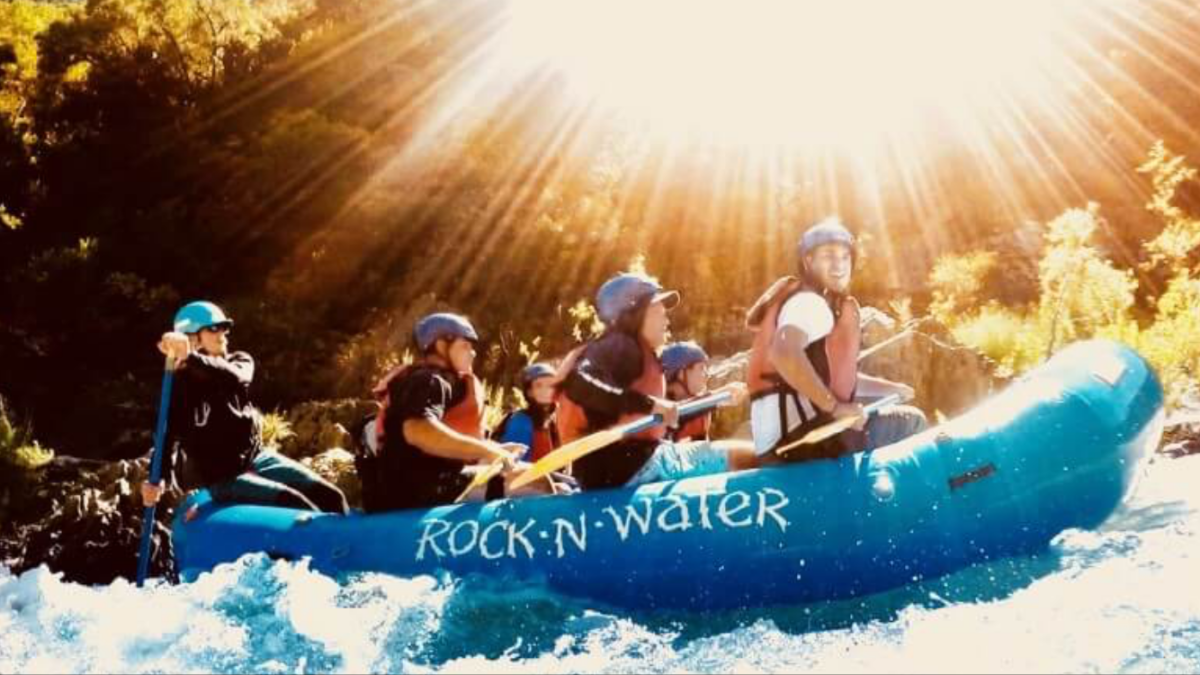 """ROCK-N-WATER"" YOUTH ADVENTURE TRIP"