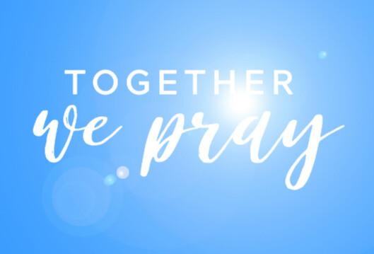 Intercessory Prayer Gathering